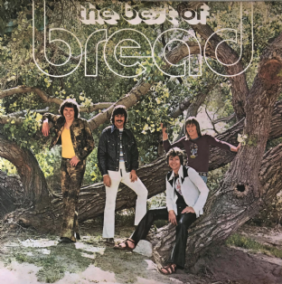 Bread - The Best Of Bread (LP) (VG-/G++)